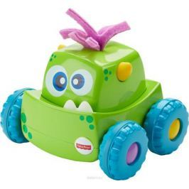 Fisher-Price Развивающая игрушка Инерционный монстрик цвет зеленый