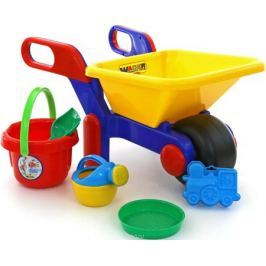 Полесье Набор игрушек для песочницы №455
