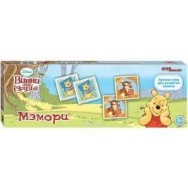 Step Puzzle Обучающая игра Медвежонок Винни