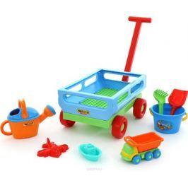 Полесье Набор игрушек для песочницы №489