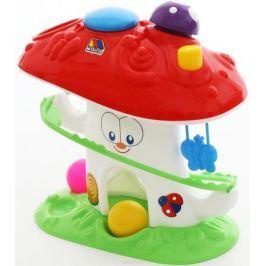 Полесье Развивающая игрушка Забавный гриб