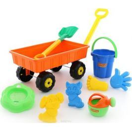 Полесье Набор игрушек для песочницы №382