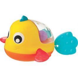 Playgro Игрушка для ванной Рыбка цвет желтый красный