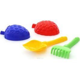 Полесье Набор игрушек для песочницы №412