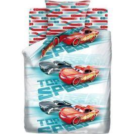 Комплект детского постельного белья Тачки