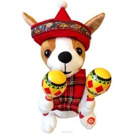 Lapa House Мягкая озвученная игрушка Собачка 30 см 56140