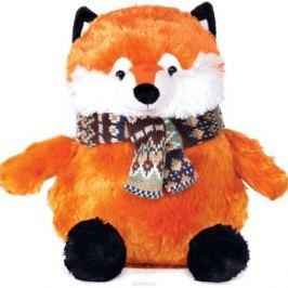 Gulliver Мягкая игрушка Лис в шарфике 22 см