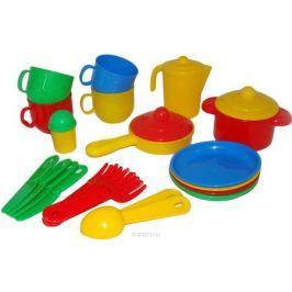 Полесье Набор игрушечной посуды Хозяюшка 35950
