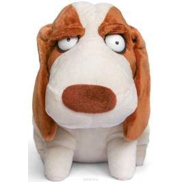 Малышарики Мягкая игрушка Собака Бассет-хаунд 23 см