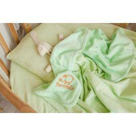 Pecorella Комплект в кроватку Green Apple 3 предмета