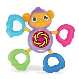 Tomy Развивающая игрушка Музыкальная обезьянка