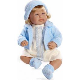 Arias Кукла Девочка Elegance цвет одежды голубой