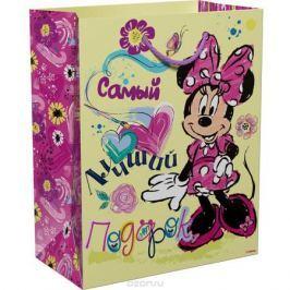 Disney Минни Пакет подарочный Самый лучший подарок 23 х 18 х 10 см