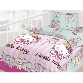 Hello Kitty Комплект детского постельного белья 3 предмета