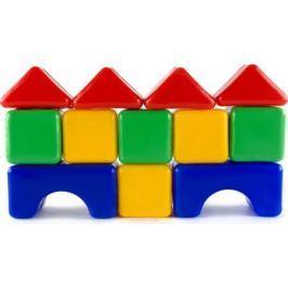 Пластмастер Кубики строительные 7х7 см