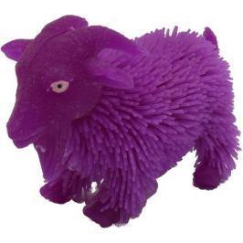 1TOY Антистрессовая игрушка Нью-Ёжики Козел цвет фиолетовый
