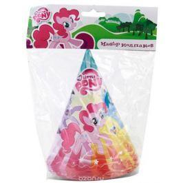 Веселый праздник Набор колпаков My Little Pony 6 шт