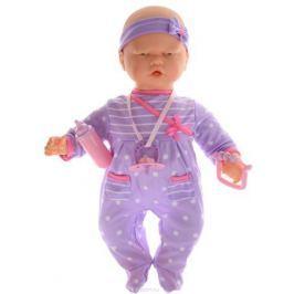 Mary Poppins Интерактивный пупс Я морщу носик цвет одежды фиолетовый