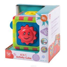 Playgo Развивающая игрушка Куб 6 в 1