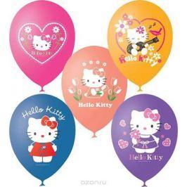 Latex Occidental Набор воздушных шариков Пастель Декоратор Hello Kitty 25 шт