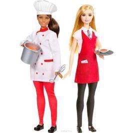 Barbie Набор кукол Chef & Waiter
