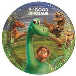 Procos Тарелка Хороший Динозавр 23 см 8 шт