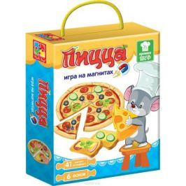 Vladi Toys Игра магнитная Крошка Шеф Пицца