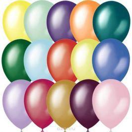 Latex Occidental Набор воздушных шариков Металлик и перламутр 50 шт