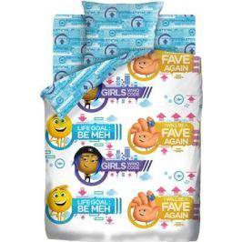 Комплект белья детский Emoji Movie