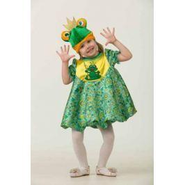 Дженис Карнавальный костюм для девочки Царевна-Лягушка размер 30