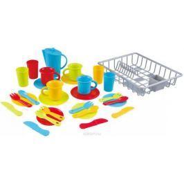 PlayGo Игровой набор - сушка с посудой