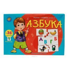Рыжий Кот Обучающая игра Ассоциации Азбука 5 элементов