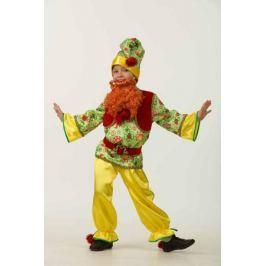 Дженис Карнавальный костюм для мальчика Гномик размер 32