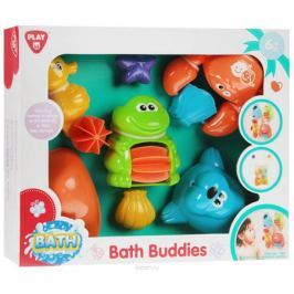PlayGo Игровой набор для ванной Друзья