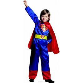 Батик Карнавальный костюм для мальчика Супермен размер 34