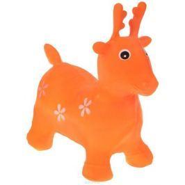 Altacto Игрушка-попрыгун Олень цвет оранжевый