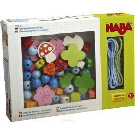 Haba Игра-шнуровка Удачное обаяние