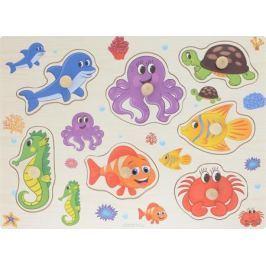 Фабрика Фантазий Пазл для малышей морские обитатели 3