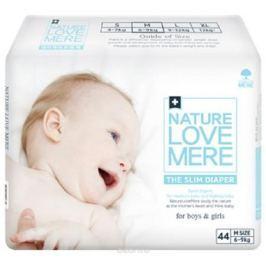 Nature Love Mere Подгузники Slim Premium от 6 кг 44 шт