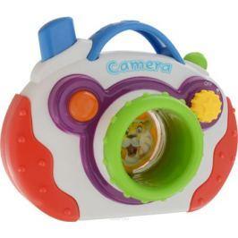 Mommy Love Развивающая игрушка Мини-камера цвет белый красный