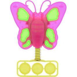Sima-land Стрелялка Бабочка цвет розовый зеленый