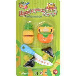 Bampi Сюжетно-ролевая игрушка Набор продуктов на липучке