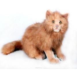 Hansa Мягкая игрушка Кошка цвет рыжий 27 см
