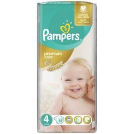 Pampers Premium Care Подгузники 8-14 кг (размер 4) 52 шт