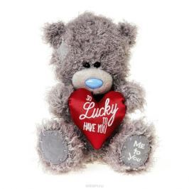 Me to You Мягкая игрушка Мишка Тедди с сердцем 18 см