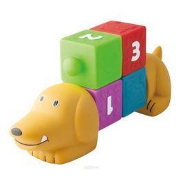 Little Hero Развивающая игрушка Собачка с кубиками