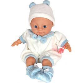 Lisa Jane Пупс озвученный цвет одежды белый голубой
