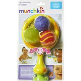 Munchkin Игрушка для ванны 2 в 1 Кольцо с мячиками-брызгалками