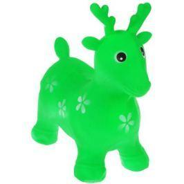 Altacto Игрушка-попрыгун Пятнистый олень цвет зеленый