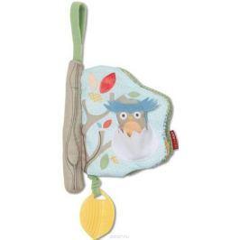 Skip Hop Развивающая игрушка-книжка Лесное дерево цвет голубой